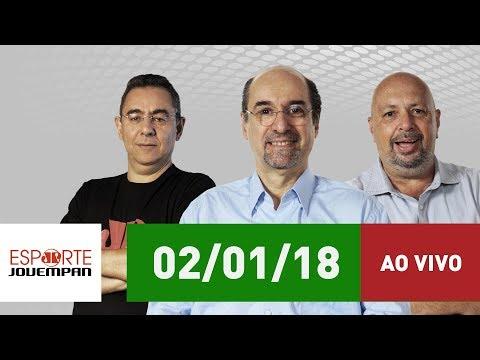 Esporte em Discussão  - 02-01-2018