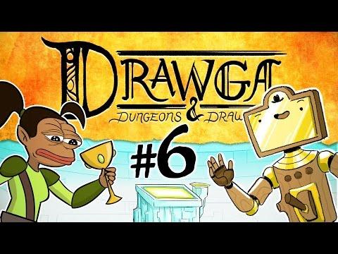 The Inside Job - DRAWGA #6