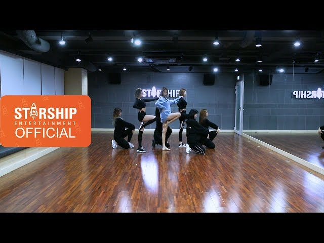 [Dance Practice] 소유 (SOYOU) - 까만밤 (PROD. Groovy Room, OREO) With. SIK-K