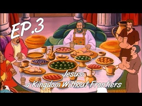 KING HEROD AND THE WISE MEN - Jesus: a Kingdom Without Frontiers, ep. 3 - EN