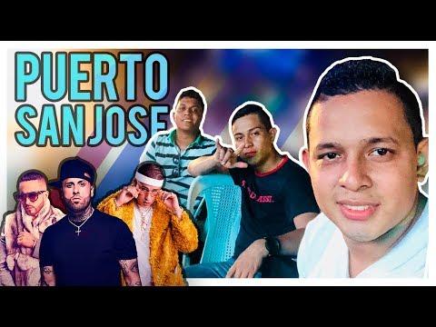 FUIMOS AL CONCIERTO DE NICKY JAM Y BAD BUNNY | PUERTO SAN JOSE | Vlog #2 | Chris&Wayner