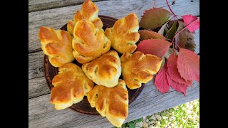 Выпросил рецепт пирожков на ярмарке Невероятно вкусные и воздушные пирожки с картошкой и грибами