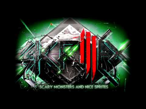 [BACKWARDS] Skrillex - Scary Monsters and Nice Sprites (Reveals Some Lyrics)