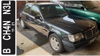 In Depth Tour Mercedes Benz E320 Masterpiece M/T [W124] (1996) - Indonesia