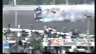 Dale's Crash part 2, including onboard camera view thumbnail