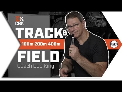 Track And Field Workouts // 100m 200m 400m // Coach Bob King