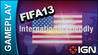 FIFA Soccer 13 - Career Mode: Reporting for Duty - Gameplay