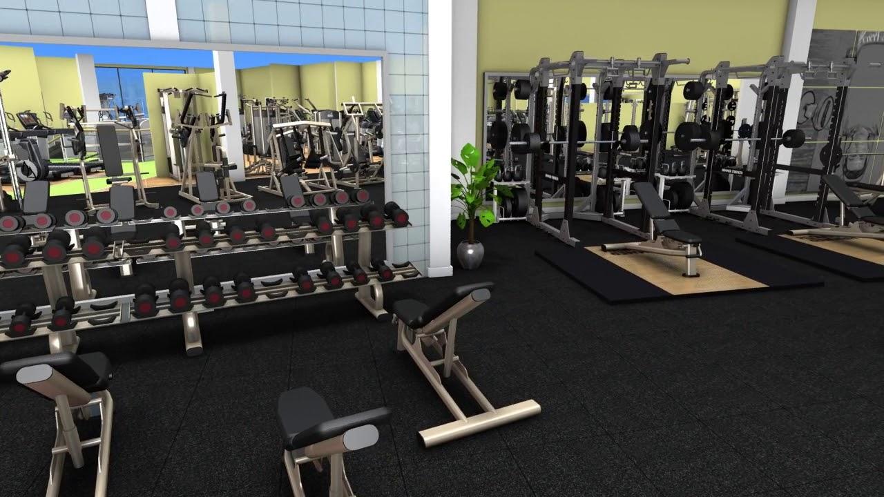 Aquadrome Gym Membership Gym Zen