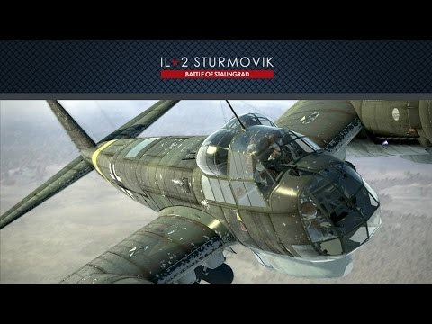 IL-2 Battle of Moscow (Beta, v1.201): Ju 88 A-4 & new map 'Moscow'
