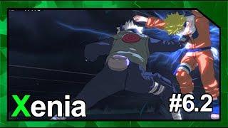 Xbox 360 Emulator   Xenia-DX12   Naruto: Rise of a Ninja   AMD RX 570   #6.2