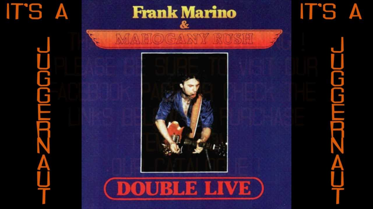 Frank Marino - Juggernaut