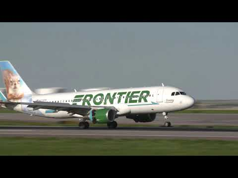 Frontier Airlines - Unravel Travel TV