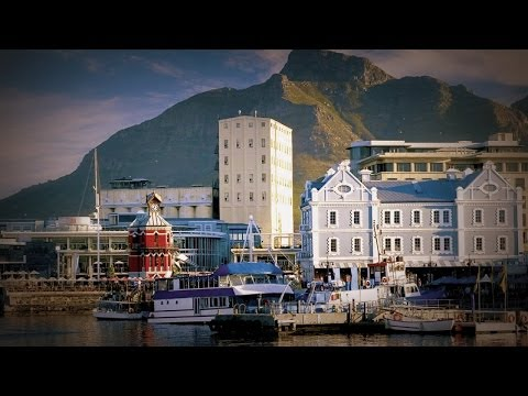 Cape Town V&A Waterfront HD