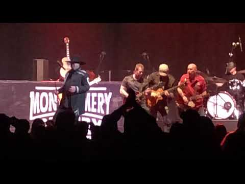Montgomery Gentry - Gone  Live 1/20/18  St. Louis, MO