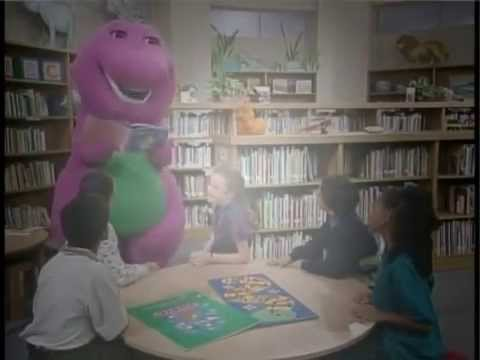 Barney   Time For Counting