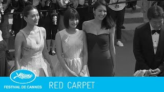 LITTLE SISTER -red carpet- (en) Cannes 2015