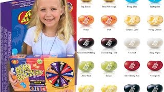 Bean Boozled Jelly Belly Challenge