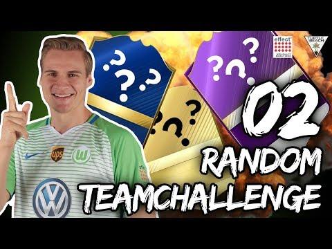 RANDOM TEAM CHALLENGE | GEWINNEN WIR DEN LIGA 1 TITEL?! [2/2] | FIFA 17 DEUTSCH