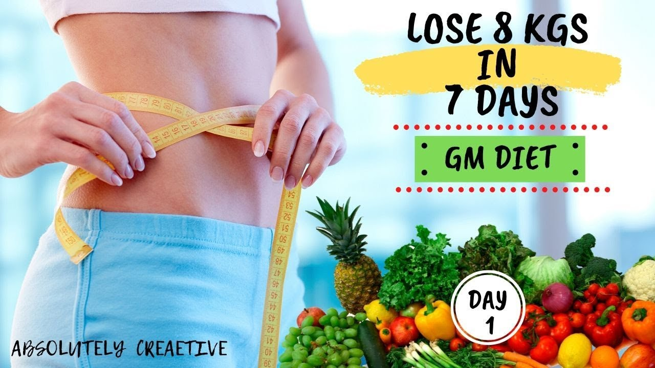 Lose Weight Naturally At Home Upto 100 Kgs in 100 Days with GM Diet Plan  Day  - 10  Fast Results