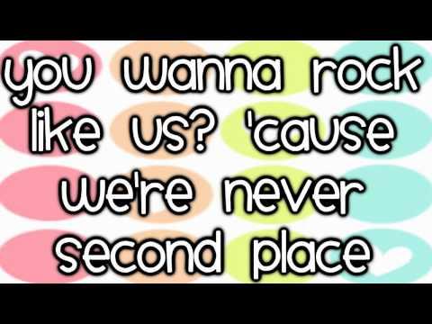 Its On  Camp Rock 2  Lyrics