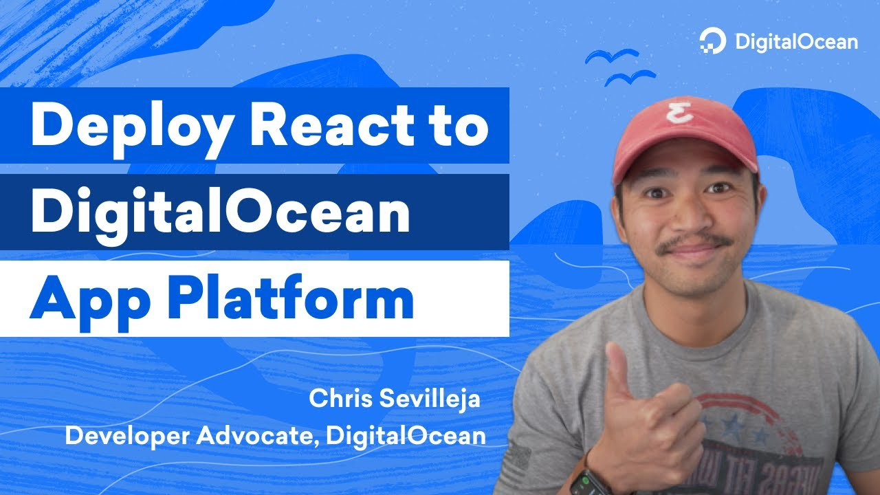 Deploy React to DigitalOcean App Platform