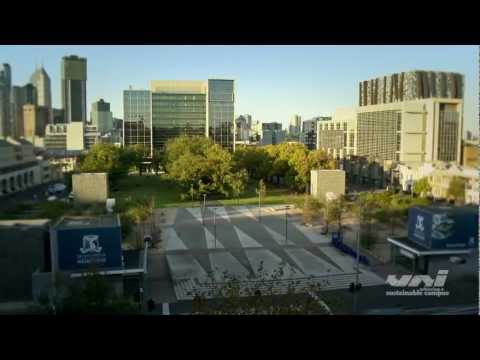 Sustainability at the University of Melbourne