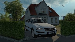 ETS2 - VW Passat 3BG B5 Variant 1.9 TDI - Euro Truck Simulator 2