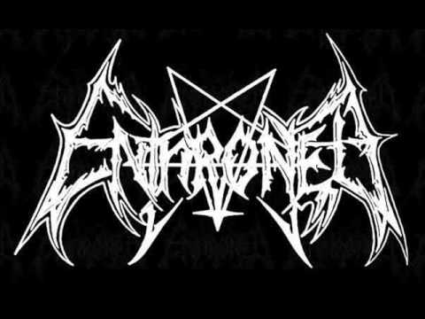 Enthroned - By Dark Glorious Thoughts