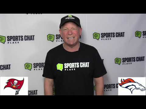 Tampa Bay Buccaneers at Denver Broncos Sunday 9/27/20  NFL Picks & Predictions | Sports Chat Place