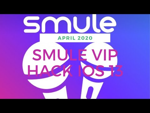 Smule VIP Hack In IOS For Free | No Jailbreak | April 2020