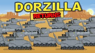 Andquotdorzilla Returnsandquot Cartoons About Tanks