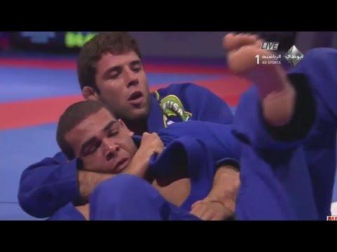 Marcus Buchecha Almeida vs Rodrigo Pereira - WPJJC 2015