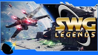 SWG Legends - Star Wars Galaxies - Jump To Lightspeed Guide- The Rebel Alliance - Part 1