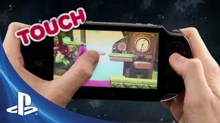 LittleBigPlanet™ PlayStation® Vita Gamescom Trailer