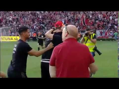 Oslavy titulu FC Spartak Trnava (5. máj 2018) 1.?as?