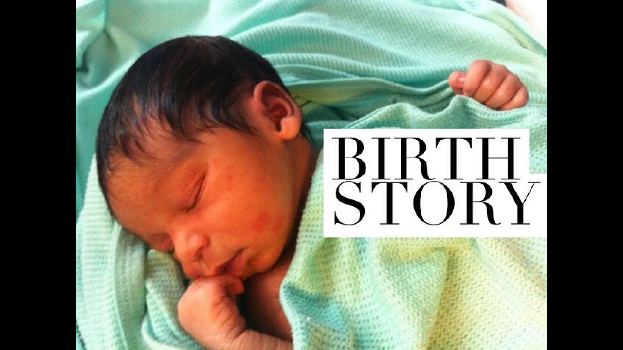 STORY TIME - AMAZING Birth Story - Interracial family - Blasian - Black and  Indian - BIRTH