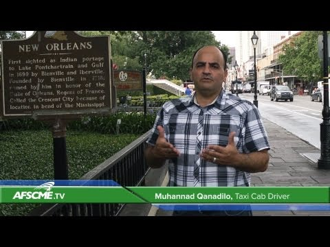 AFSCME TV: Driving New Orleans Forward
