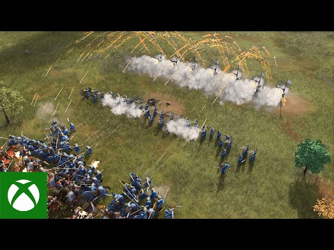 Age of Empires IV - Weapons of War: Nest of Bees Rockets
