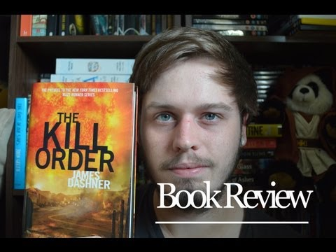 Book Review - The Kill Order (Maze Runner prequel) by James Dashner