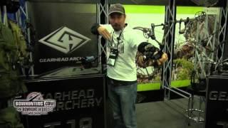 gearhead archery sling blade 2016 ata show