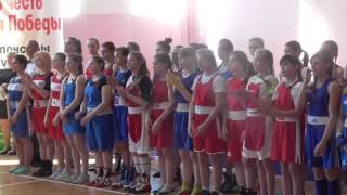 турнир по боксу среди девушек посвящённый Дню Победы 2016