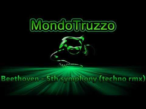 Beethoven  - 5th symphony (techno remix)