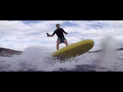 Jetsurf Lampuga rental - Electric Surfboard in Croatia