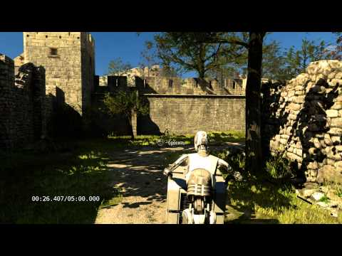 The Talos Principle #102. C5 - Время ползет.