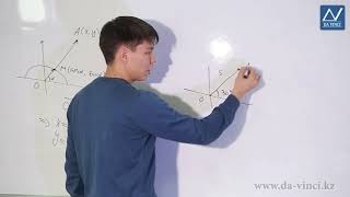 9 класс, 11 урок, Формулы для вычисления координат точки