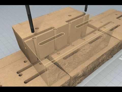 Part 7 Pinning Retaining Wall Installation Standard Unit