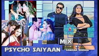 Gambar cover Psycho Saiyaan - Mix | Bollywood Multifandom - VM | Saaho | Sachet Tandon, Dhvani Bhanushali
