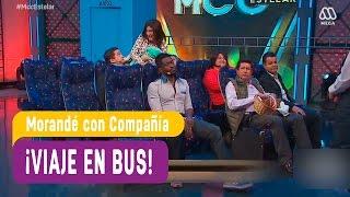 Repeat youtube video El viaje en bus - Morandé con Compañía 2016