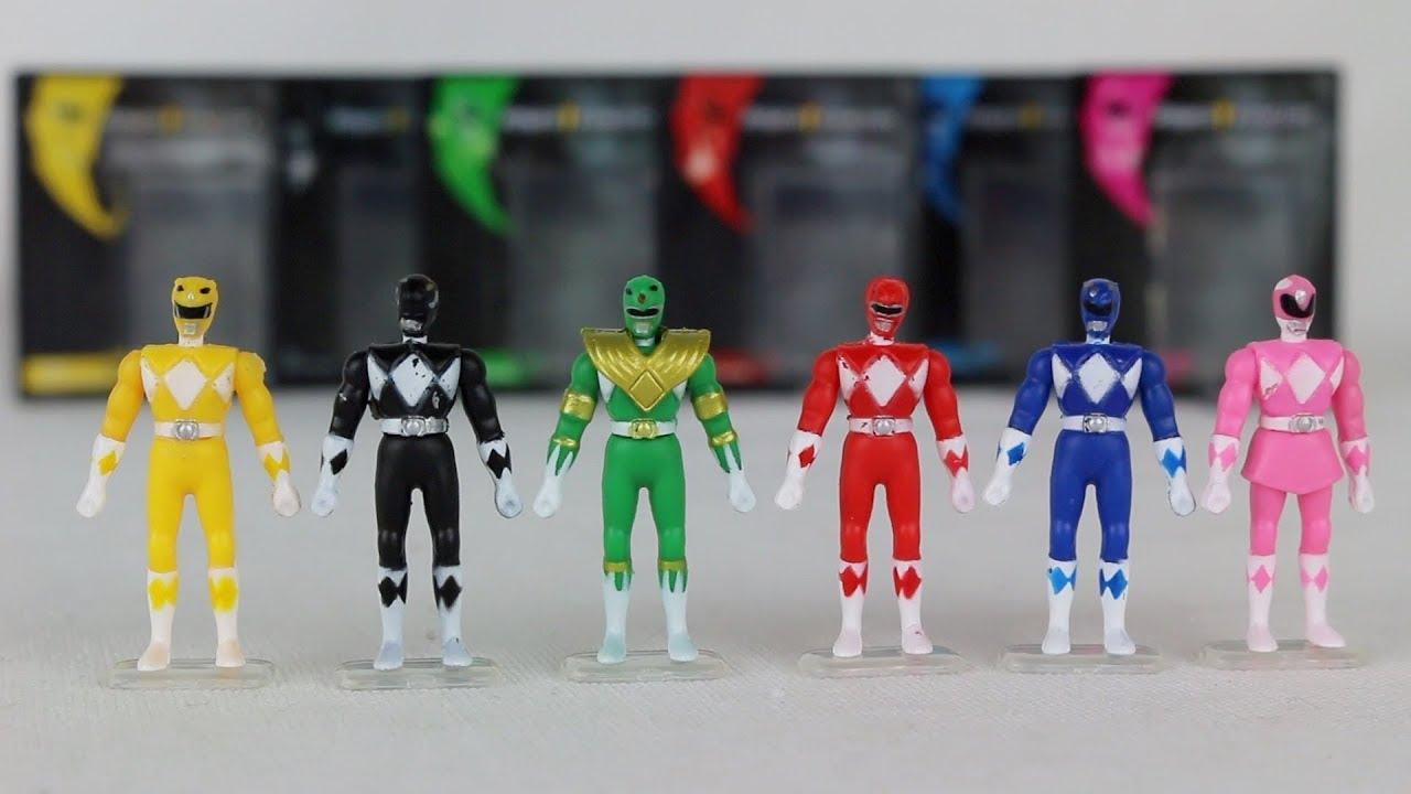 Power Rangers Movie Action Figure Interactive Megazord With Mini Ranger Figures