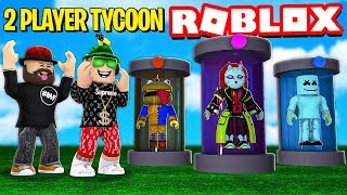 2 PLAYER FORTNITE TYCOON in ROBLOX